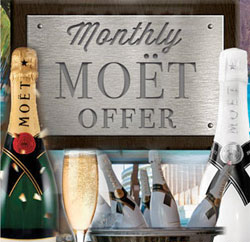 Moet Monthly Offer